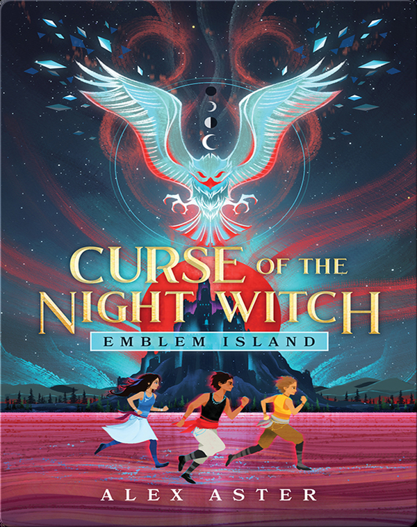Emblem Island Book 1: Curse of the Night Witch