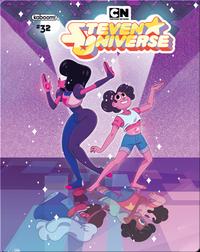 Steven Universe Ongoing No.32