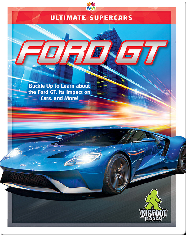 Ultimate Supercars: Ford GT