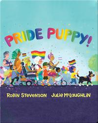 Pride Puppy!