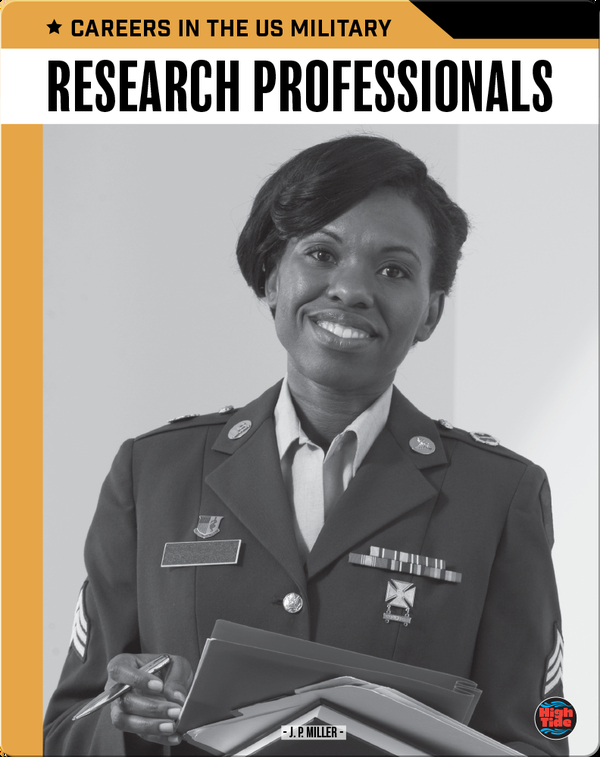 Careers in the US Military: Research Professionals