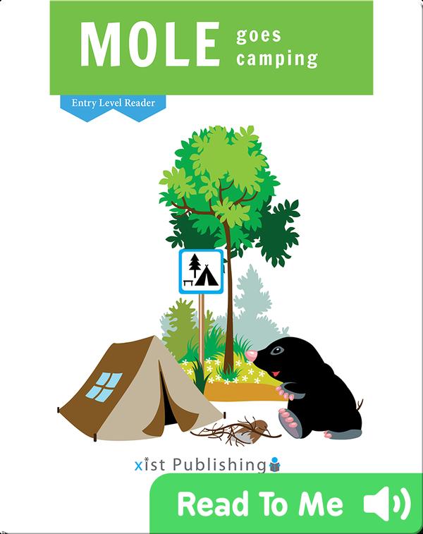 Mole Goes Camping