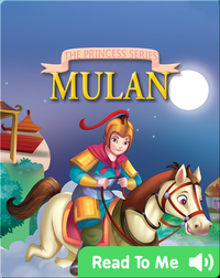 The Princess Series: Mulan