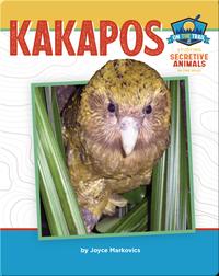 Study of Secretive Animals: Kakapos
