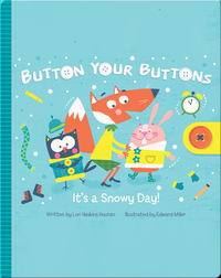 Button Your Buttons: It's a Snowy Day