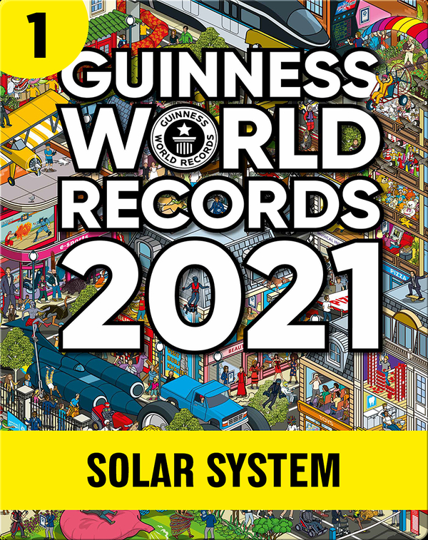 Guinness World Records 2021: Solar System