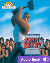 American Heroes & Legends: John Henry