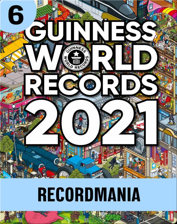 Guinness World Records 2021: Recordmania