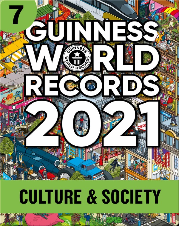 Guinness World Records 2021: Culture & Society