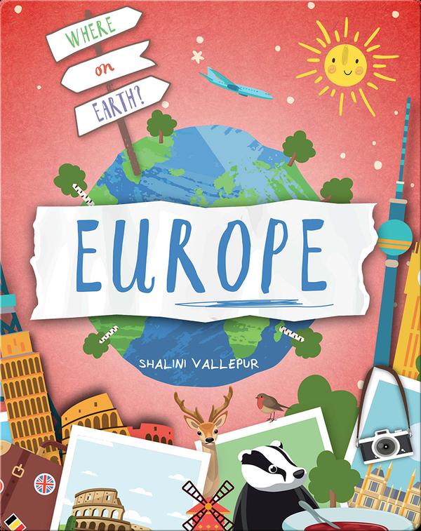 Where on Earth?: Europe