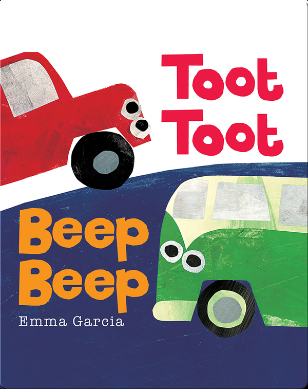 All About Sounds: Toot Toot Beep Beep