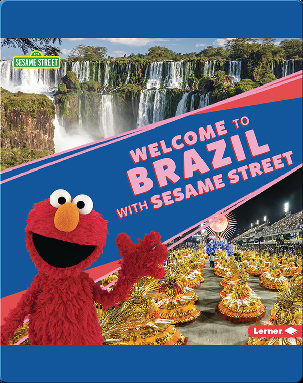Welcome to Brazil with Sesame Street