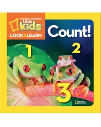 National Geographic Little Kids Look and Learn: Count!