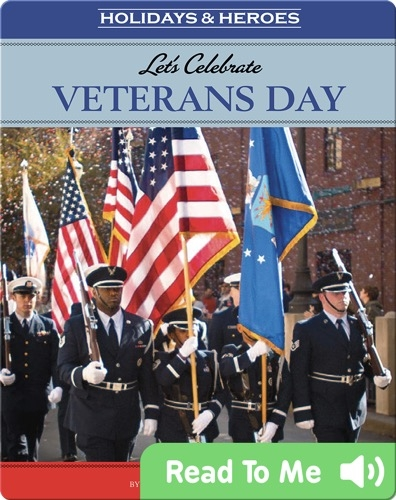 Let's Celebrate: Veterans Day