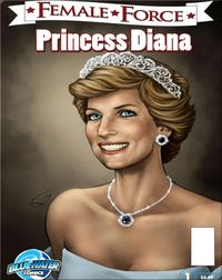 Female Force : Princess Diana