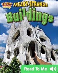 Freaky-Strange Buildings