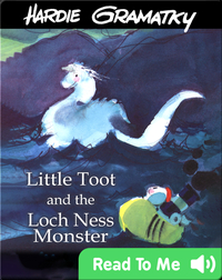 Little Toot And The Loch Ness Monster