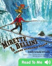 Mirette and Bellini Cross Niagara Falls