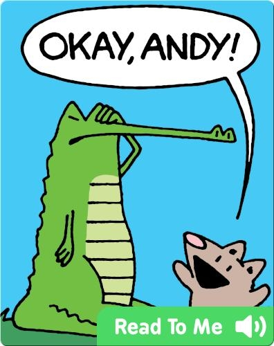 Okay, Andy!