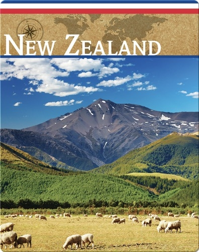 Explore the Countries: New Zealand