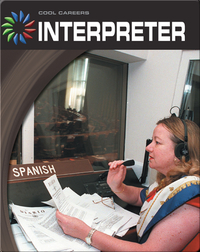 Cool Careers: Interpreter