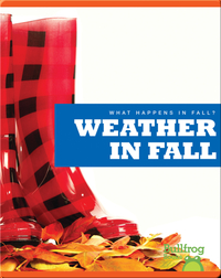 What Happens In Fall? Weather In Fall
