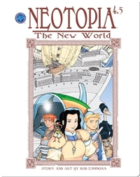 Neotopia Volume 4: The New World #5