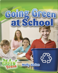 Going Green At School
