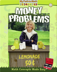 Math Concepts Made Easy: Money Problems