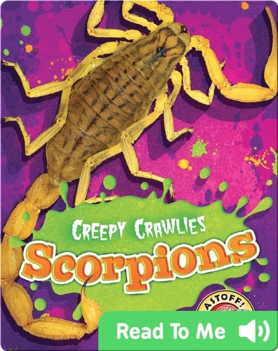 Creepy Crawlies: Scorpions
