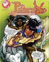 Princeless Vol. 2 #2