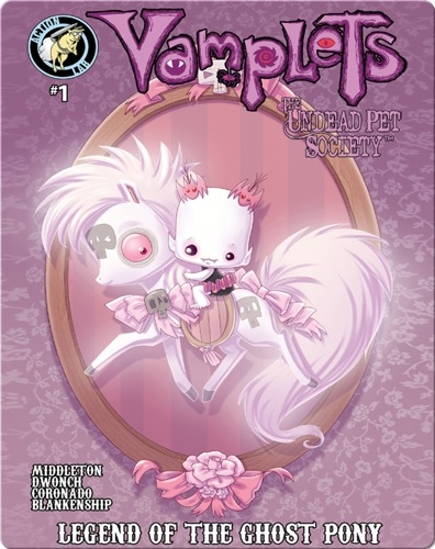 Vamplets: The Undead Pet Society #2