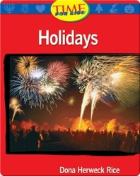 Holidays: Upper Emergent (Nonfiction Readers)