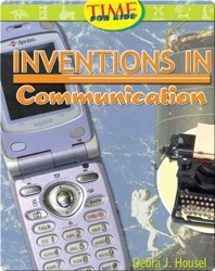 Inventions in Communication: Fluent (Nonfiction Readers)