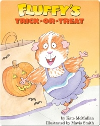 Fluffy's Trick-Or-Treat