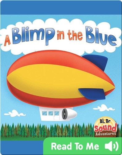 A Blimp in the Blue