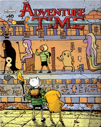 Adventure Time #40