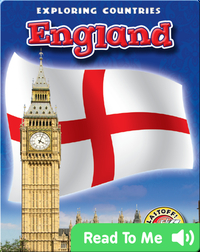 Exploring Countries: England