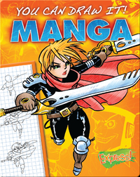 You Can Draw It! Manga