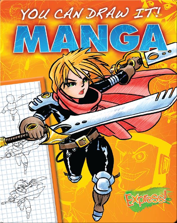 You Can Draw It! Manga