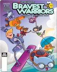 Bravest Warriors #34