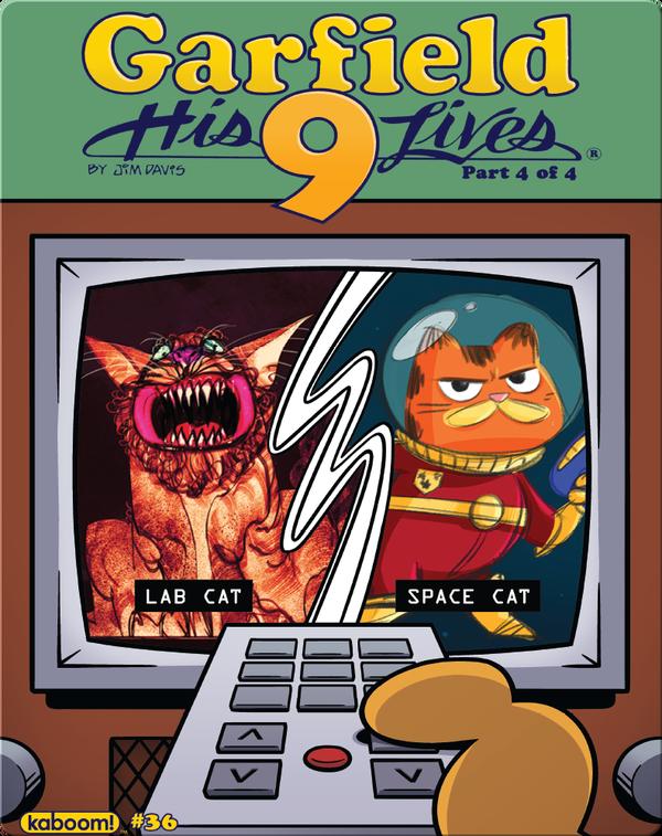 Garfield #36: 9 Lives Part #4