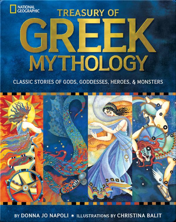 Treasury of Greek Mythology