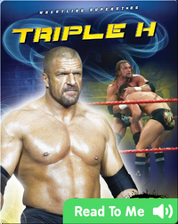 Wrestling Superstars: Triple H