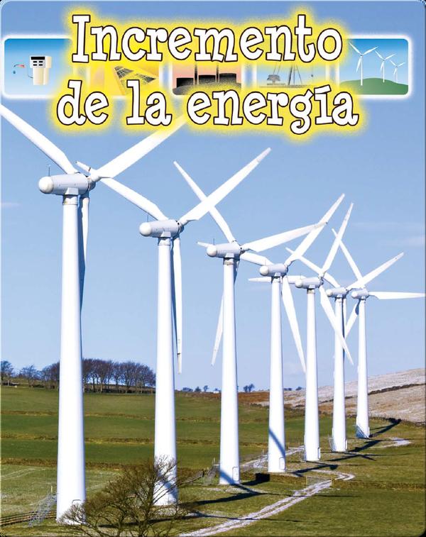 Incremento de la Energía