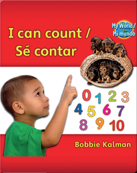 I can count / Sé contar