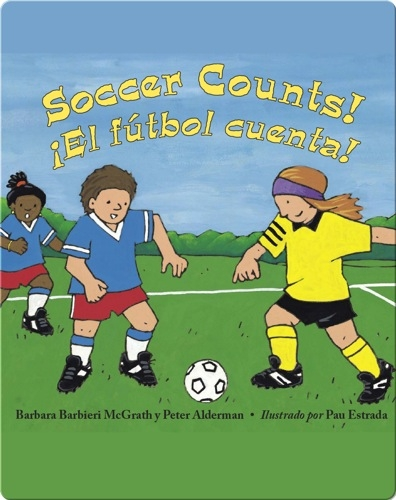 Soccer Counts!/¡El Futbol Cuenta!