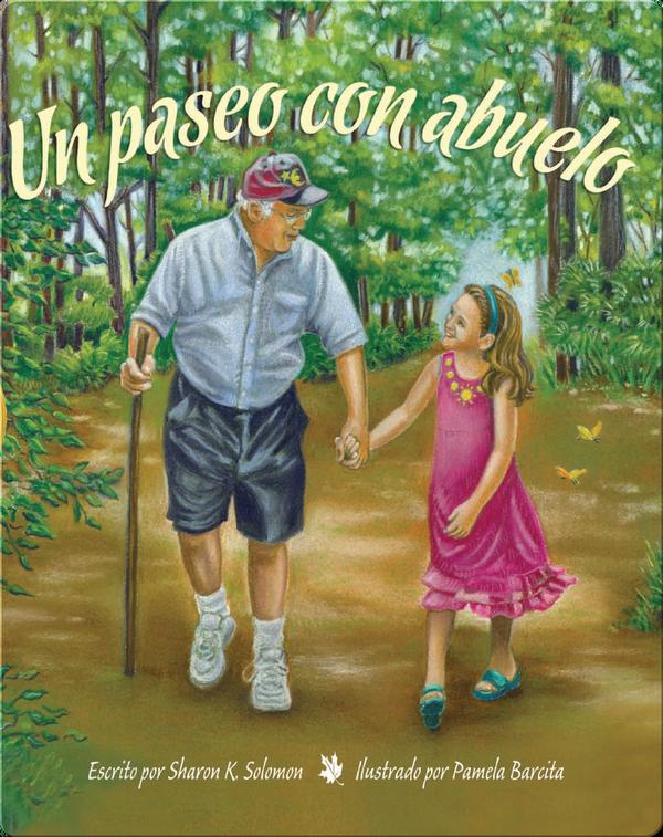 Un paseo con abuelo
