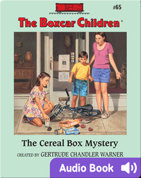 The Cereal Box Mystery