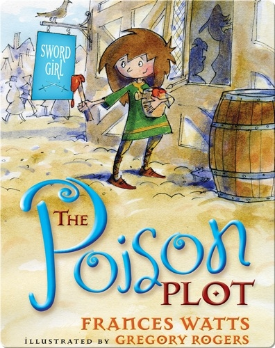Sword Girl #2: The Poison Plot